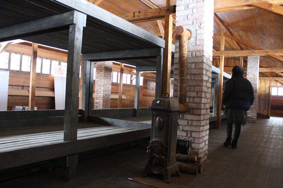 Památník romského holokaustu v Hodoníně u Kunštátu zůstává uzavřený.