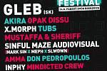 První roční Raveyard Festivalu potěší hlavně příznivce rapu a elektronické hudby.