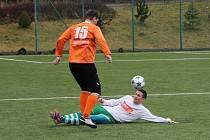 Fotbalisté Kunštátu porazili v Boskovicích Rájec-Jestřebí 6:0.