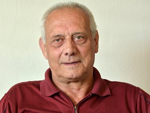 Josef Vrba, předseda okresního sdružení České unie sportu Blansko
