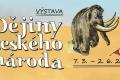 Výstava Dějiny udatného českého národa plakát