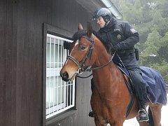 Kolem tří set chat zkontrolovali policisté ve středu v rekreační oblasti Suchý na Blanensku. Zaměřili se i na tamní karavany.