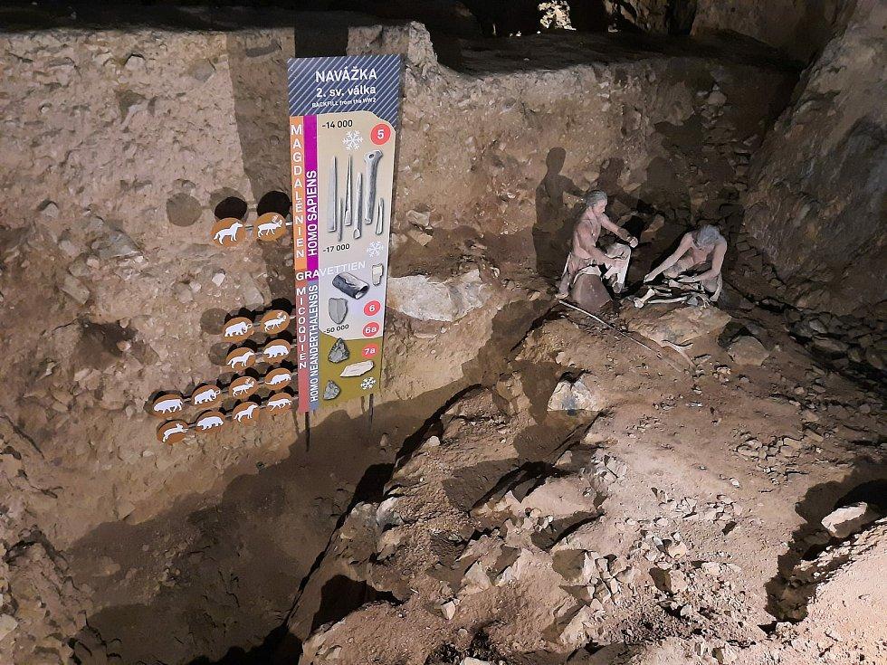 Sloupsko-šošůvské jeskyně jsou vyhledávaným místem turistů.
