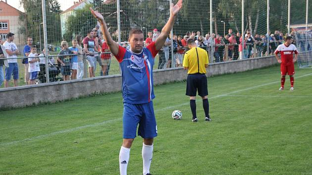 Fotbalisté Blanska. Ilustrační foto.