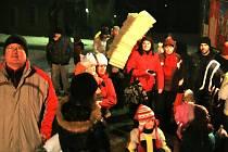 V boskovickém letním kině se na Silvestra tradičně promítá pásmo pohádek pro děti.