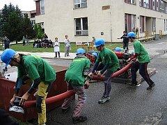 Z činnosti Sboru dobrovolných hasičů Sloup.