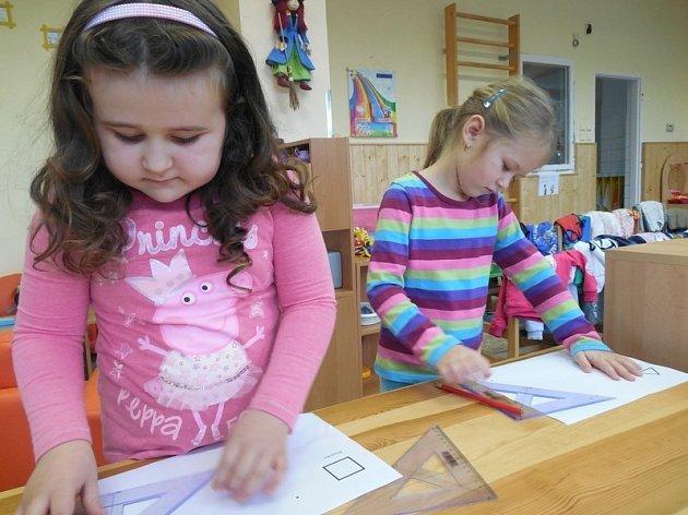 Do projektu technických školek se zapojili i ve Valchově.