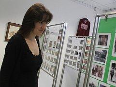 Výstava v blanenské knihovně mapuje padesátileté partnerství Blanska s italským Scandianem.