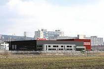 Blanenská průmyslová zóna Vojánky. Ilustrační foto.
