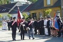 Oslavy 135. výročí založení sboru Olešnice na Moravě