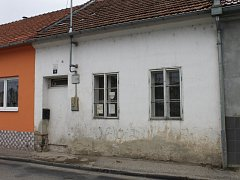 Budova v Blansku, kde má svou klubovnu Tábornický klub Tuláci.