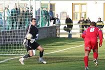 Fotbalisté Blanska přivítali v sobotním divizním zápase doma Konici.
