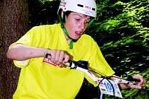 Václav Gryc, biketrial