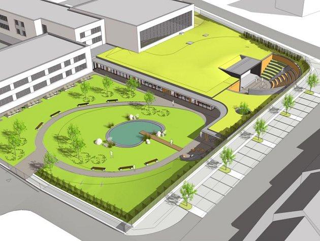 V Boskovicích vyroste moderní polytechnické centrum.