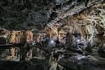 Ohlédnutí za návštěvou Punkevních jeskyní a propasti Machocha.