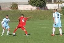 Fotbalisté Boskovic porazili poslední Rajhrad 6:3.