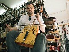 Michal Reich z Adamova hrál s orchestrem v čínské Šanghaji.