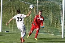 Brankář FK Blansko David Juran odlétá na testy do Bulharska. O angažmá se popere v druholigovém týmu Veliko Tarnovo.
