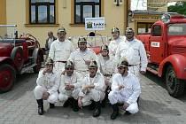 Dobrovolný hasičský sbor Lysice.