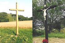 Kříže.