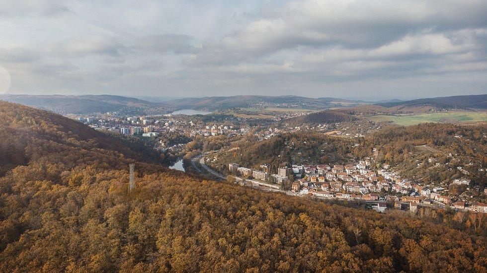 Na brněnské Holedné vznikne nejvyšší rozhledna v Brně. Měřit bude přes pětatřicet metrů.