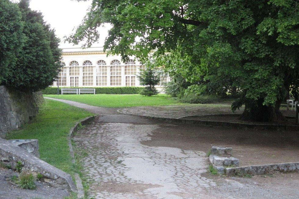 Boskovičtí chtějí do úprav zámeckého parku investovat miliony. Počítají s lepšími přístupovými cestami, zázemím pro akce i vzhledem.