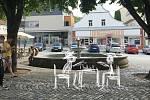 Boskovičtí hlasují o projektech navržených do participativního rozpočtu. Ten má k dispozici 400 tisíc korun. Jedním z návrhů jsou venkovní šachy na Masarykově náměstí.