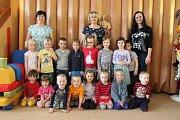 Mladší děti z Mateřské školy Vysočany