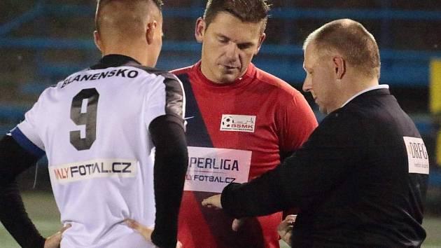 Zápas podzimu proti sobě svede Blanensko a Brno.