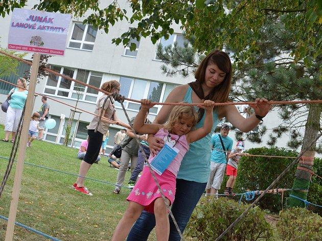 Nemocnice Blansko láká na Den pro děti.