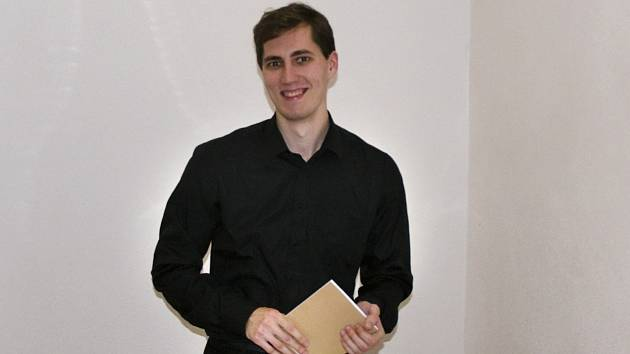 Knihu Střípky lidské duše pokřtil David Knésl letos na podzim.
