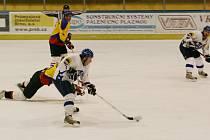 Hokej Blansko - Nedvědice Play off