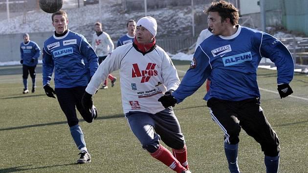 Líšeň Cup 2012: SK Rostex Vyškov vs FK APOS Blansko.