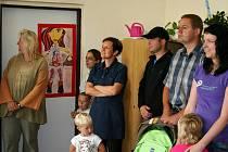 Družinová školka v Kunštátě.