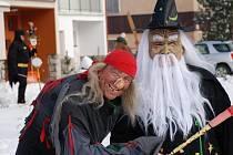 Kouzelník s Ježibabou