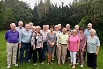 Svitávečtí spolužáci se sešli po šedesáti letech.