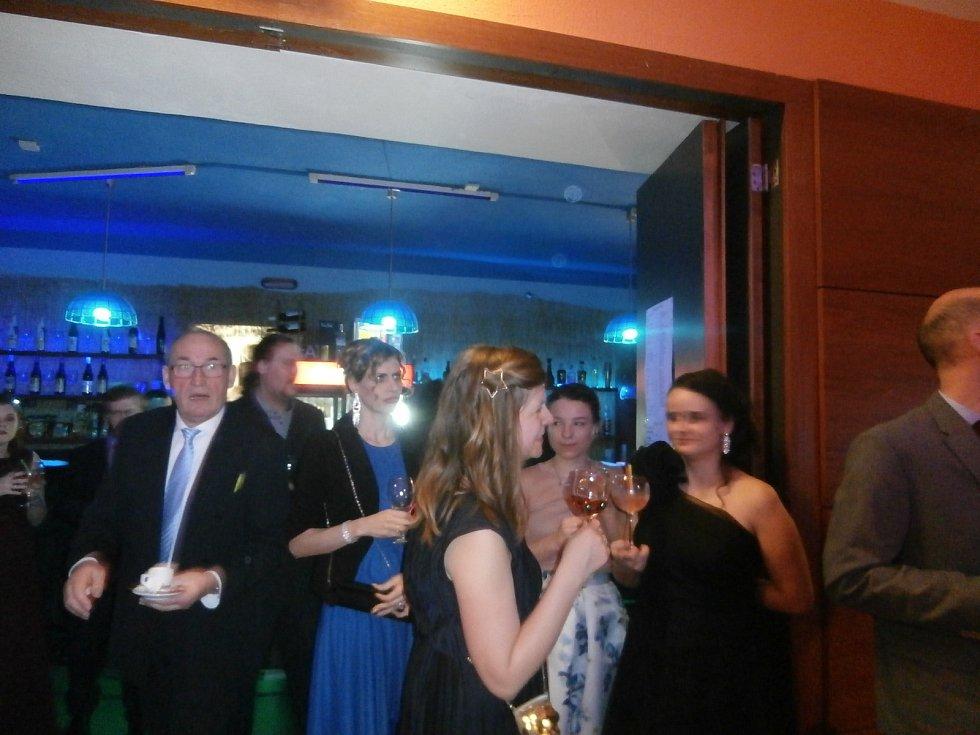 Lidé si užili ples  Blansku.