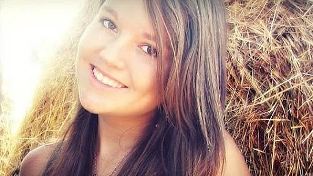 Osmnáctiletá Kristýna Palečková studuje třetí ročník střední pedagogické školy v Boskovicích.