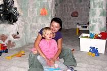Šestiletá Anna trpí Rett syndromem.