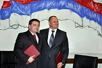 Boskovičtí mají další partnerské město. Srbský Prnjavor.