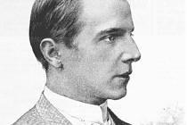 Taneční mistra a choreograf Antonín Berger.