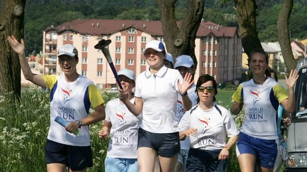 Světový běh harmonie - ilustrační foto.