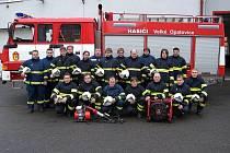 NELEKNOU SE NIČEHO. Velkoopatovičtí hasiči pomáhají, soutěží a pořádají i různé kulturní akce.