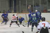 Hokejisté Boskovic porazili Blansko v krajské lize 4:3.