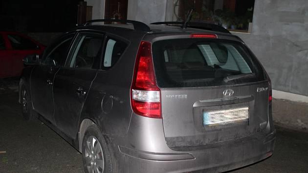 Na silnici I/43 ve směru od Svitav v místě, kde se snižuje počet jízdních pruhů, přejížděl řidič s osobním autem značky Hyundai z levého pruhu do průběžného. Při tomto manévru podle všeho ohrozil řidiče v dodávce ford, který jel v pravém průběžném pruhu.