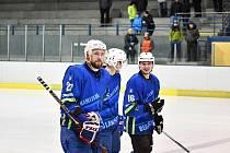 Hokejista Blanska Tomáš Jílek se těší na další sezonu.