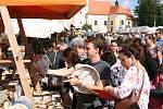 V Kunštátě se konal dvoudenní Hrnčířský jarmark. S pořadovým číslem dvacet sedm. Dorazily tisíce turistů.