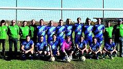 TJ Vilémovice fotbal I. B třída - skupina A.
