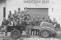 Sbor dobrovolných hasičů založili v Žernovníku v roce 1937