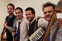 Kapela Shadow Quartet.